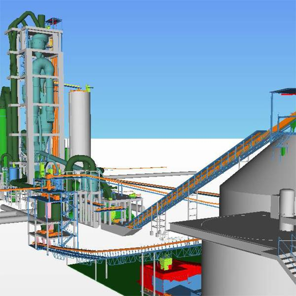Cement Plant Machinery : Synchronization equipment for cement plant