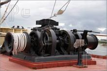 Deck Equipments, Winch & Crane